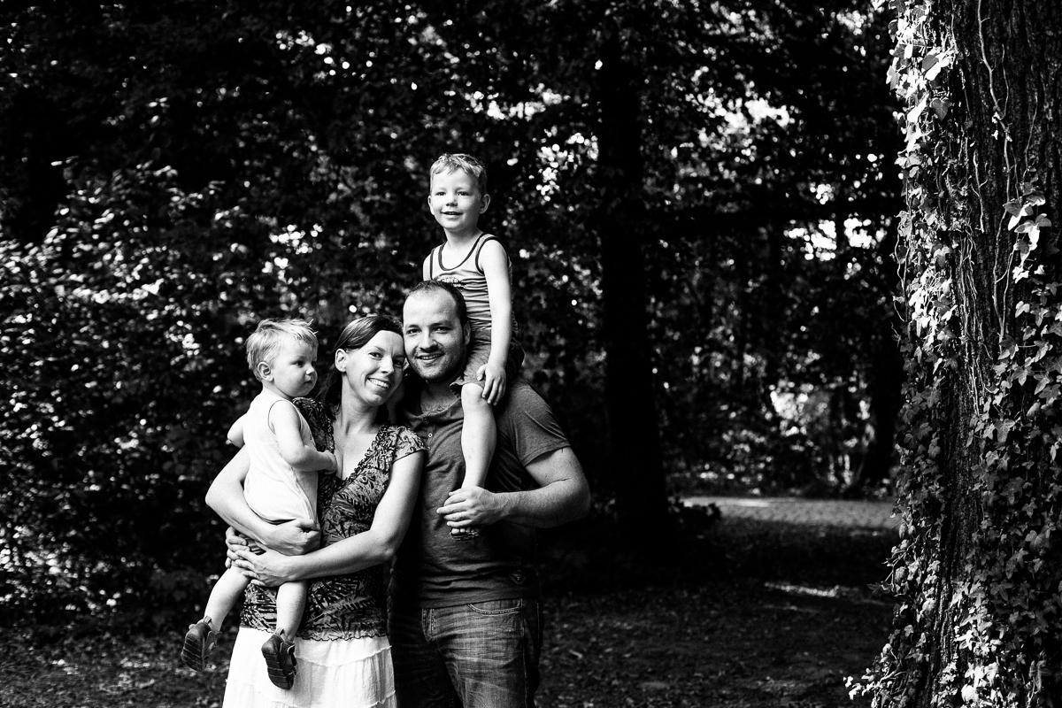 Famlienfotos im Großen Garten Dresden