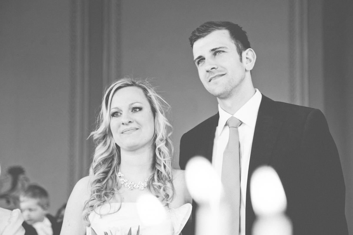 Hochzeit auf Schloß Wackerbarth.