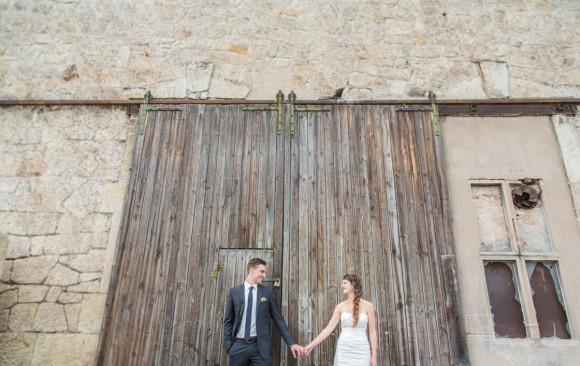 Hochzeit im alten Steinkohlebergwerk mit Vicky & Tim