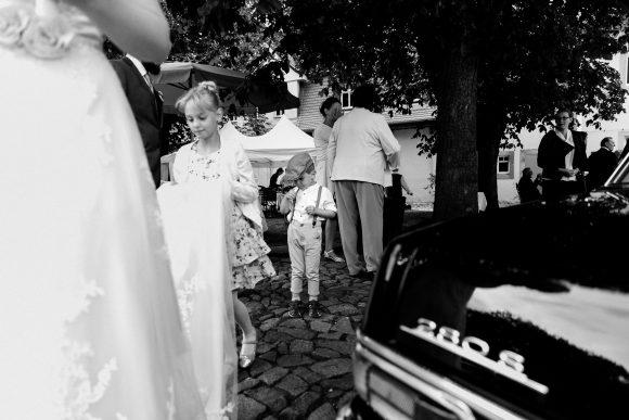 Hochzeitsreportage Schloß Burgk Freital